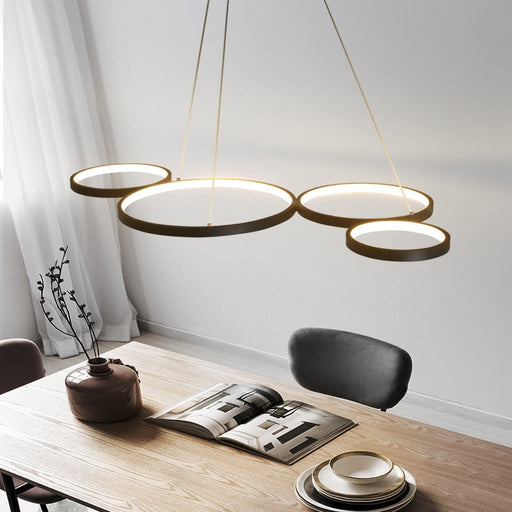 Vance LED Pendant Light from Interior Deluxe | Modern Lighting + Decor
