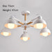 AL Ilman 5 Chandelier from Interior Deluxe | Modern Lighting + Decor