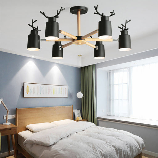Beetle Me Chandelier from Interior Deluxe | Modern Lighting + Decor