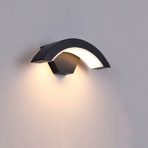 Lerenia LED Outdoor Wall Light from Interior Deluxe | Modern Lighting + Decor