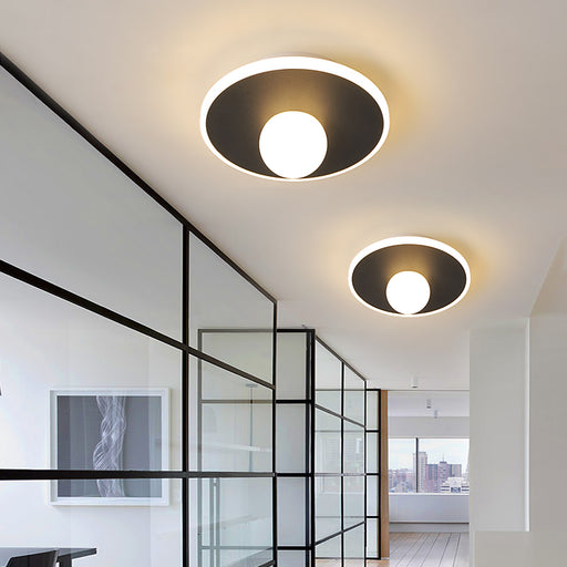 Bola Disc Ceiling Light from Interior Deluxe | Modern Lighting + Decor