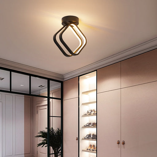 Parela LED Ceiling Light from Interior Deluxe | Modern Lighting + Decor