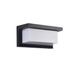 Mezido Outdoor LED Wall Light from Interior Deluxe | Modern Lighting + Decor