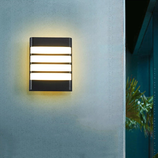 Buy online latest and high quality Valama Outdoor LED Wall Light from Interior Deluxe | Modern Lighting + Decor