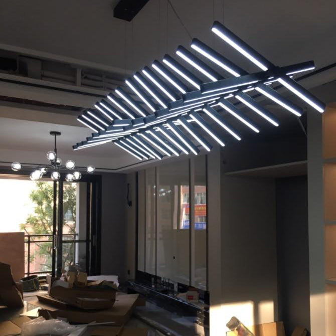 Chokky LED Linear Suspension