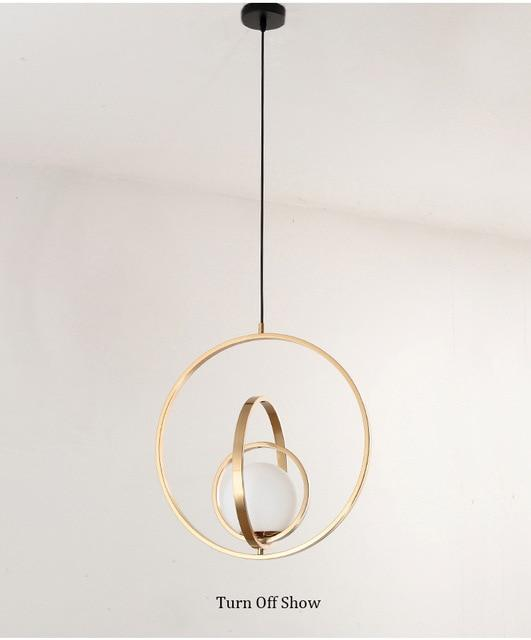 Glimia Pendant light