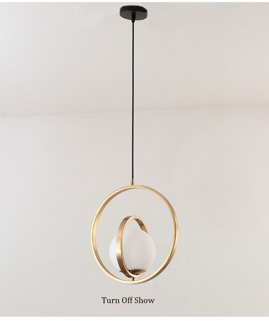 Glimia Pendant light from Interior Deluxe | Modern Lighting + Decor
