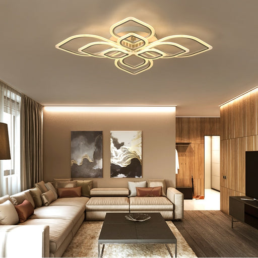 Lightnova ceiling light from Interior Deluxe | Modern Lighting + Decor