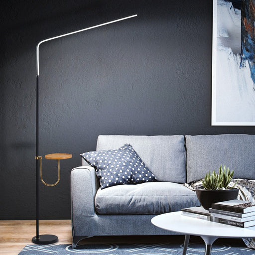 Carren LED Floor Lamp from Interior Deluxe | Modern Lighting + Decor