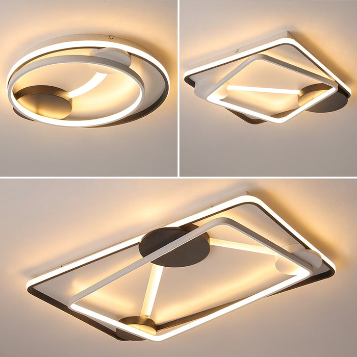 Circus LED Ceiling Light from Interior Deluxe | Modern Lighting + Decor