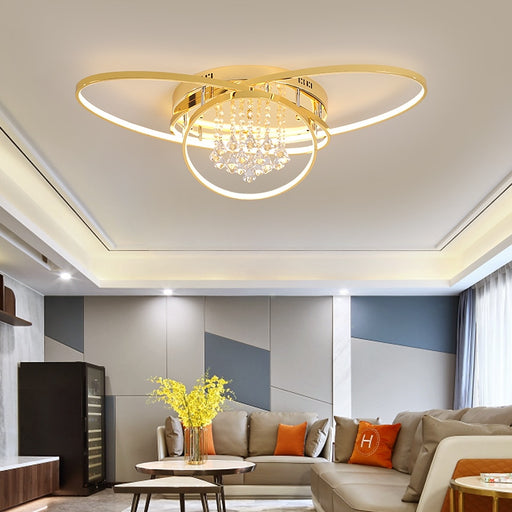 Pandora LED Ceiling Light from Interior Deluxe | Modern Lighting + Decor
