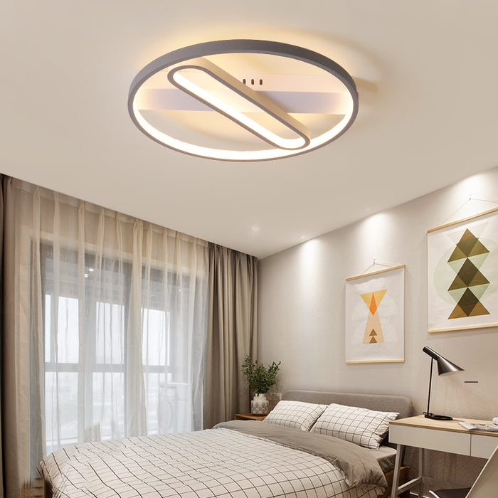 Buttons LED Ceiling Light from Interior Deluxe | Modern Lighting + Decor