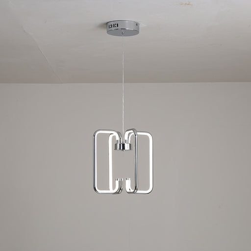 Propeller LED Pendant Light from Interior Deluxe | Modern Lighting + Decor