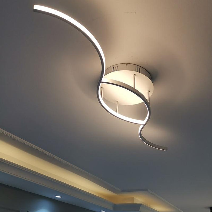 Curve LED Ceiling Light