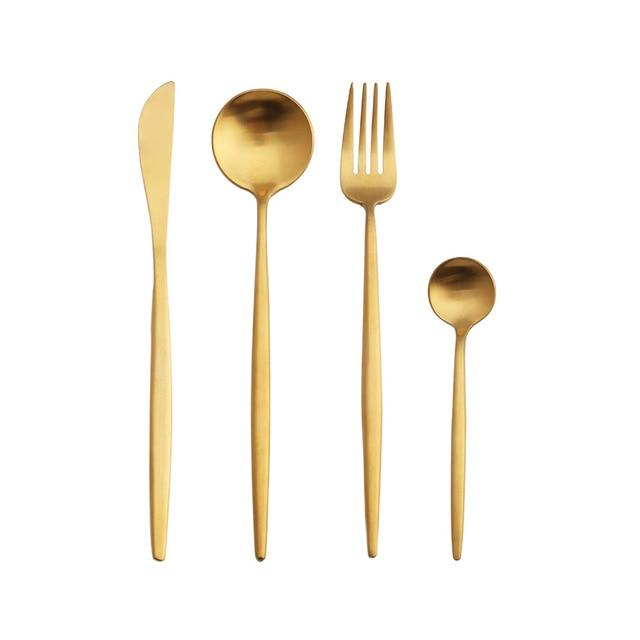 Buy online latest and high quality Skitchin Cutlery Set from Interior Deluxe | Modern Lighting + Decor