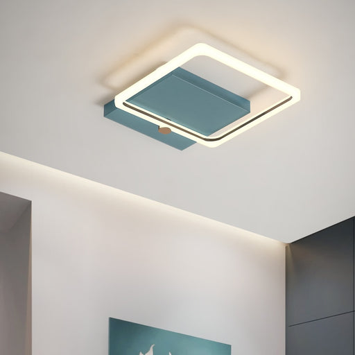 Sopy Square Ceiling Light from Interior Deluxe | Modern Lighting + Decor
