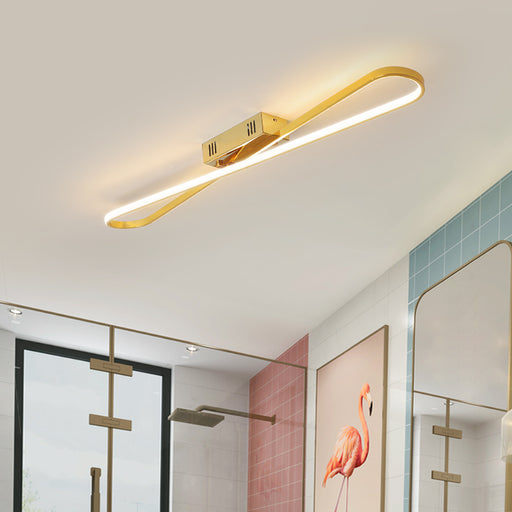 Belevo Ceiling Light from Interior Deluxe | Modern Lighting + Decor
