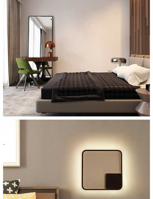 Modul 1 Head LED Wall Light from Interior Deluxe | Modern Lighting + Decor