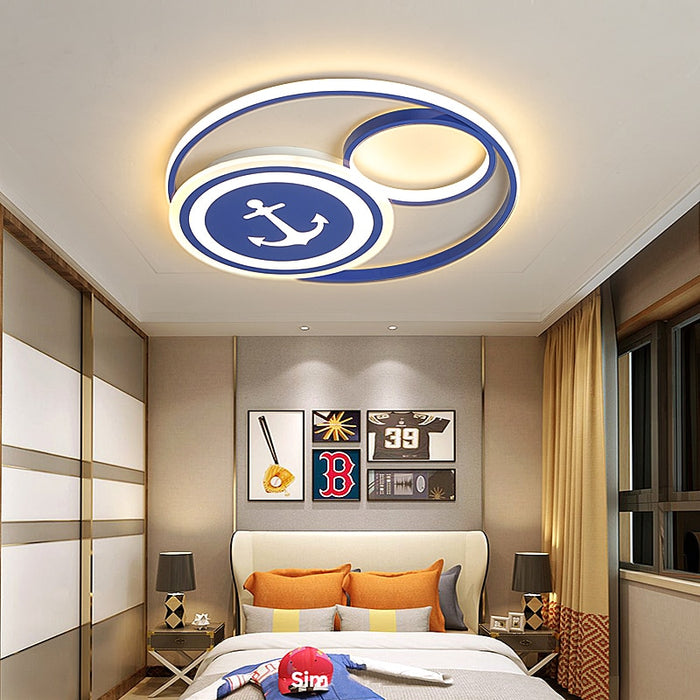 Anchor LED Ceiling Light from Interior Deluxe | Modern Lighting + Decor