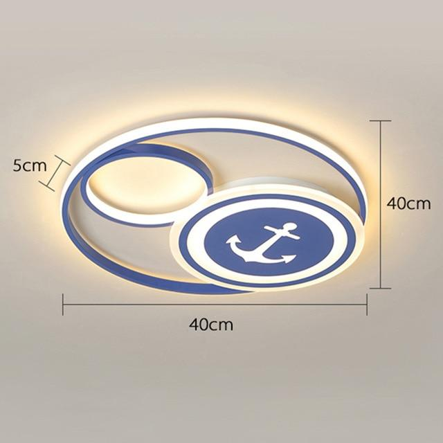 Anchor LED Ceiling Light