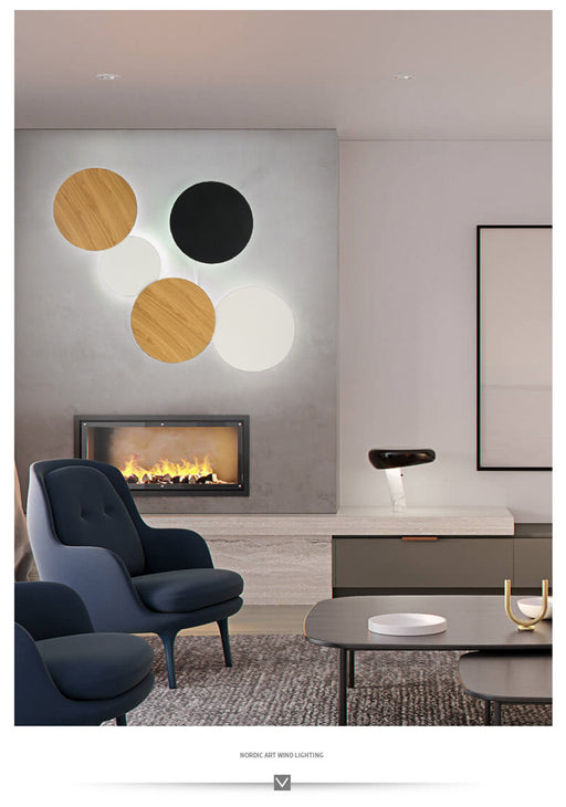Circulo Wall Light from Interior-Deluxe.com | Modern Lighting + Decor