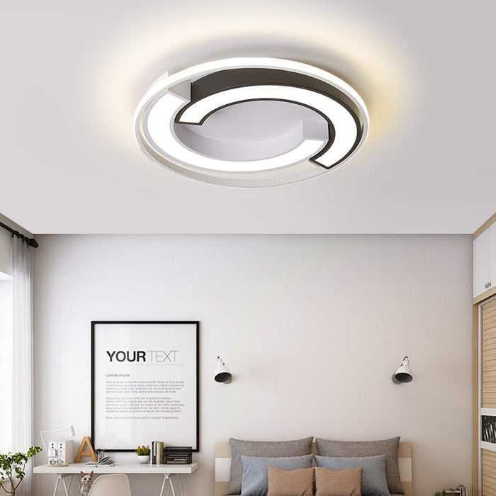 Dima LED Ceiling Light from Interior Deluxe | Modern Lighting + Decor