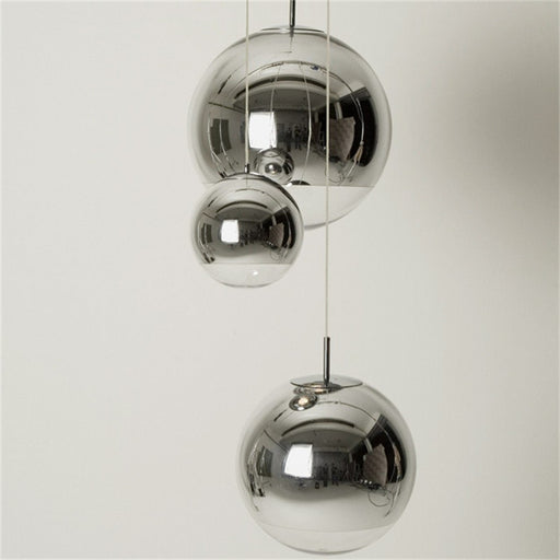 Kace Glass Pendant Light from Interior Deluxe | Modern Lighting + Decor