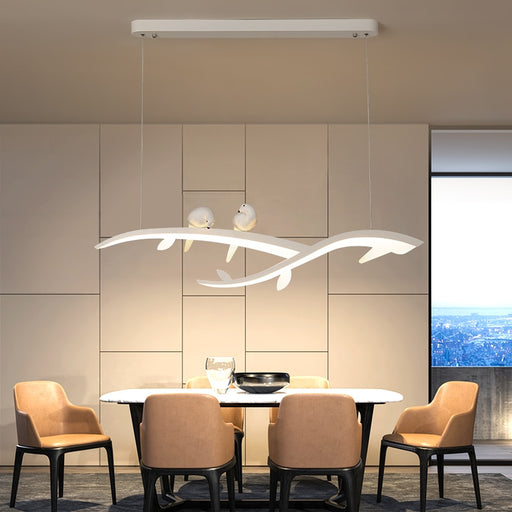 Two Bird LED Pendant Light from Interior Deluxe | Modern Lighting + Decor