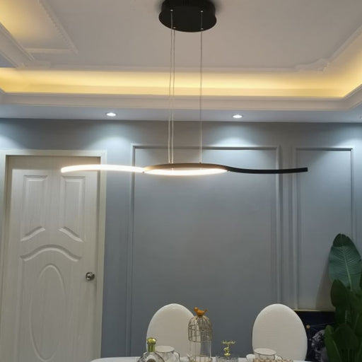 Liudong LED Pendant Light from Interior Deluxe | Modern Lighting + Decor