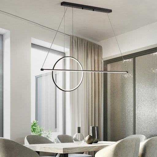 Strada LED Pendant Light from Interior Deluxe | Modern Lighting + Decor
