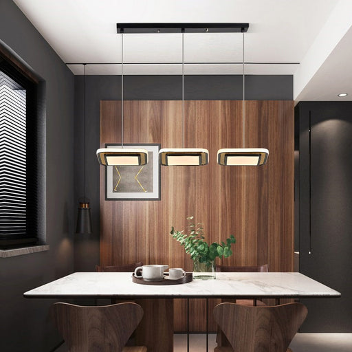 Tia LED Pendant Light from Interior Deluxe | Modern Lighting + Decor