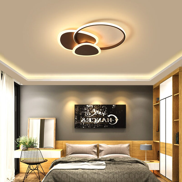 Manora LED Ceiling Light from Interior Deluxe | Modern Lighting + Decor