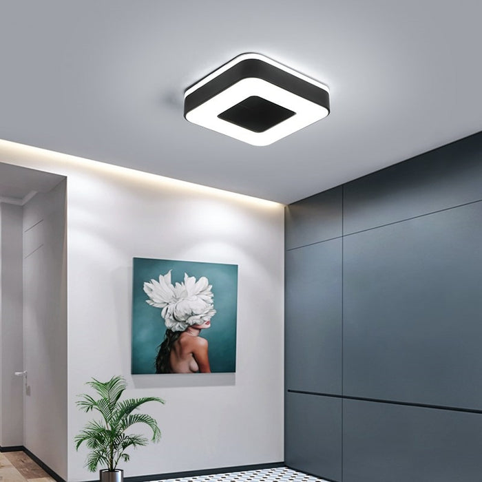 Wasic LED Ceiling Light from Interior Deluxe | Modern Lighting + Decor