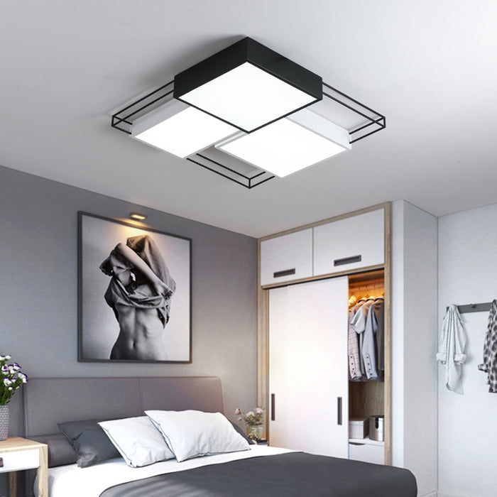 Vista LED Ceiling Light from Interior Deluxe | Modern Lighting + Decor