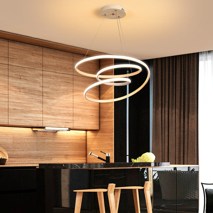 Vondo LED Pendant Light from Interior Deluxe | Modern Lighting + Decor