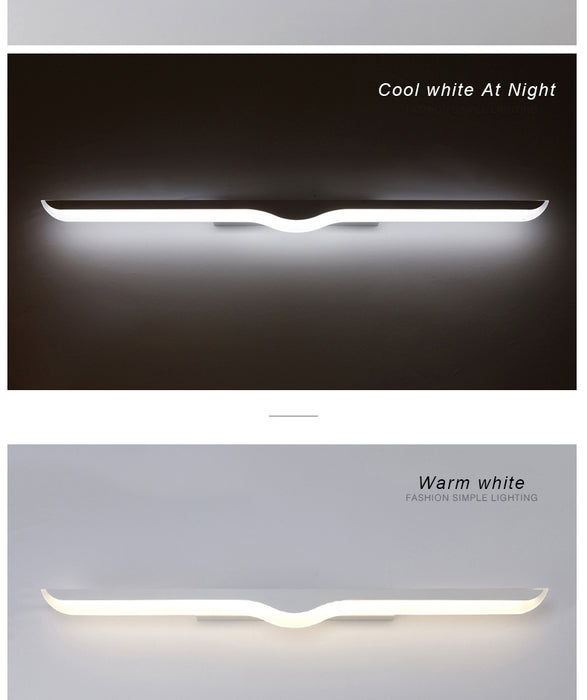 High Rise LED Wall Lamp from Interior Deluxe | Modern Lighting + Decor