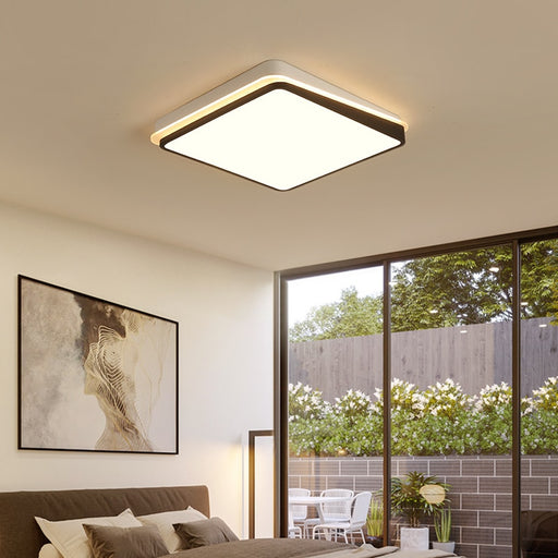 Buy online latest and high quality Dista Square LED Ceiling Light from Interior Deluxe | Modern Lighting + Decor