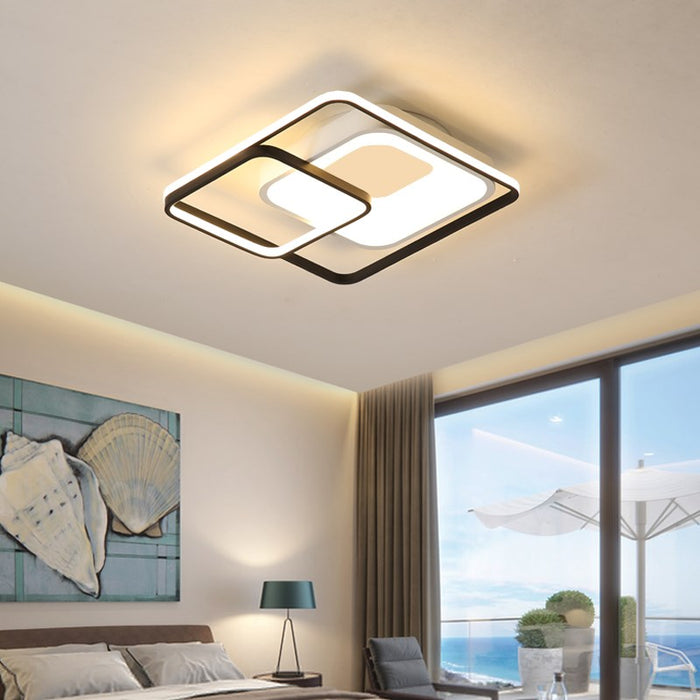 Nanda LED Ceiling Light from Interior Deluxe | Modern Lighting + Decor