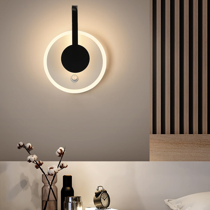 Stera LED Wall Lamp from Interior Deluxe | Modern Lighting + Decor