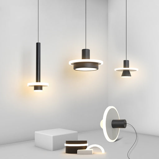Lemi LED Pendant Light from Interior Deluxe | Modern Lighting + Decor
