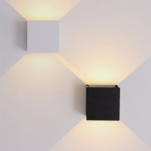 Parody LED Outdoor Wall Lamp from Interior-Deluxe.com | Modern Lighting + Decor