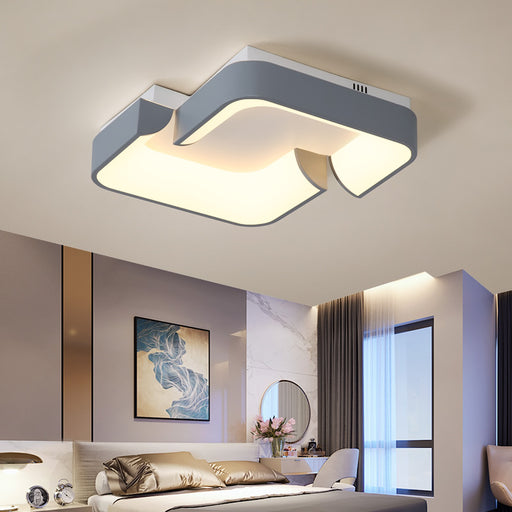 Split Box LED Ceiling Light from Interior Deluxe | Modern Lighting + Decor
