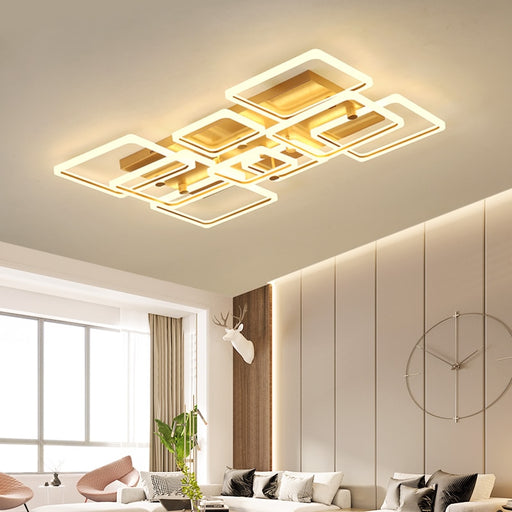 Dice 910 Arm LED Ceiling Light from Interior Deluxe | Modern Lighting + Decor