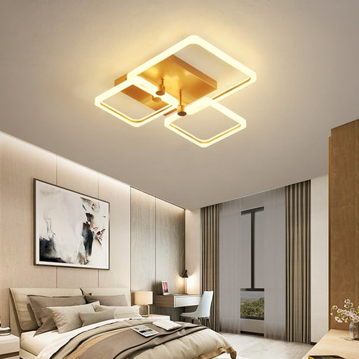 Buy online latest and high quality Dice 3 Arm LED Ceiling Light from Interior Deluxe | Modern Lighting + Decor