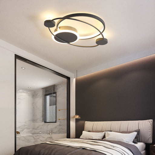 Orbit Me LED Ceiling Light from Interior Deluxe | Modern Lighting + Decor