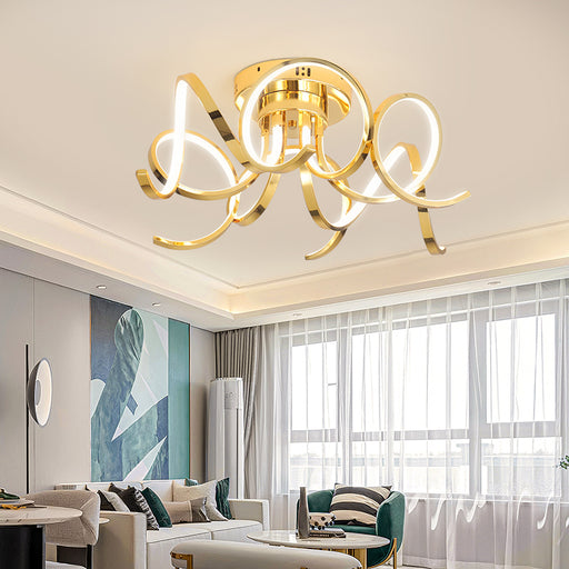 Alien LED Ceiling Light from Interior Deluxe | Modern Lighting + Decor