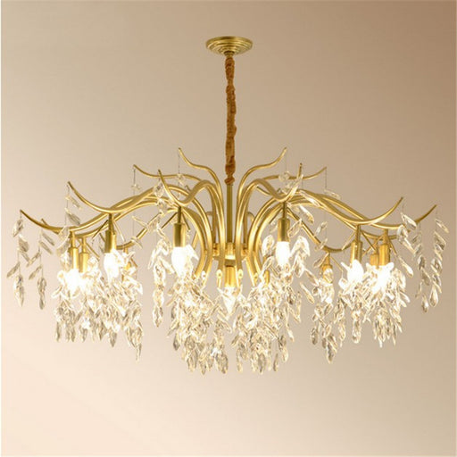 Buy online latest and high quality Branch Crystal Chandelier from Interior Deluxe | Modern Lighting + Decor