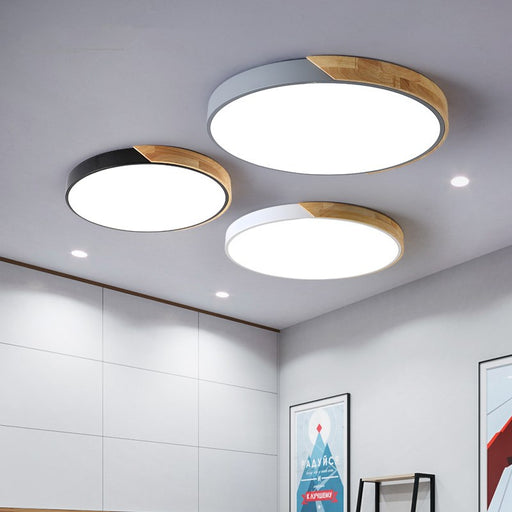 Rondo LED Ceiling Light from Interior Deluxe | Modern Lighting + Decor