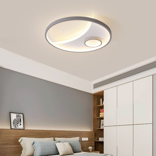 Minibig Circle LED Ceiling Light from Interior Deluxe | Modern Lighting + Decor