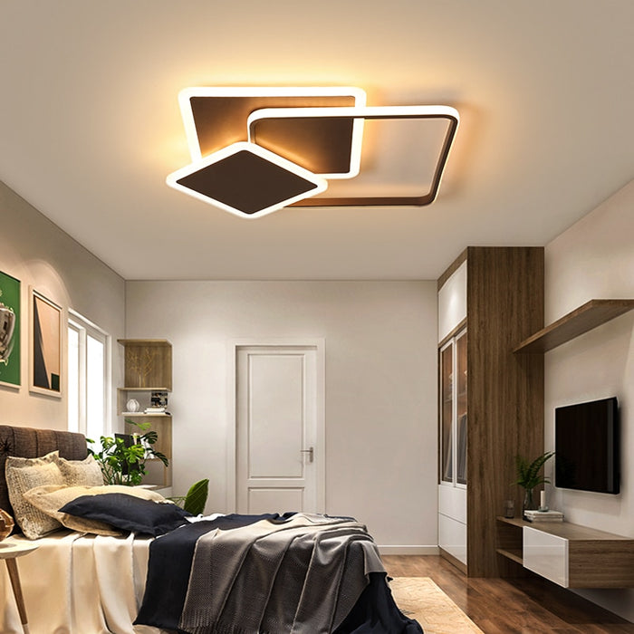 Akros LED Ceiling Light from Interior Deluxe | Modern Lighting + Decor